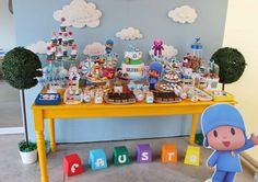 Pocoyo  Birthday Party Ideas | Photo 5 of 15