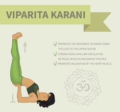 How to Perform Viparita Karani Asana and Its Health Benefits Legs Up The Wall, Wall Workout, Neck Problems, Heart Muscle, Sanskrit Words, Advanced Yoga, Facial Muscles, Tabata Workouts, Business Shirts