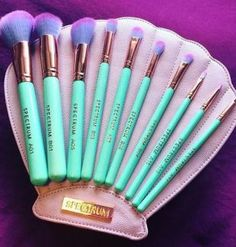 these makeup brushes are beautiful!