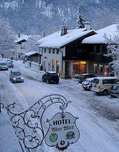 Farchant :: Bavaria, Germany.                                                                                                                                                                                 More