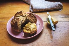 DIY Soda Bread featured in Lunch Lady Issue Three. Lunch Lady Magazine available at http://shop.hellolunchlady.com.au/