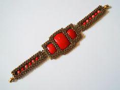 Огонь рябины красной   biser.info - всё о бисере и бисерном творчестве