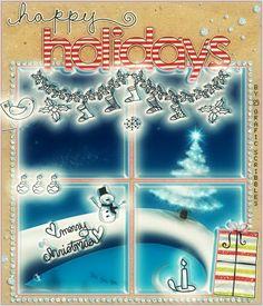 Grafic Scribbles: Veramente Tanto Buon Natale!