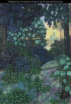 Woodland Landscapes   Maximilian Liebenwein