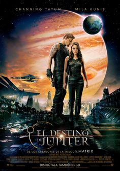 ~ El Destino de Jupiter ~ [ 5,3 ] Cines Las Arenas, 06/02/2015