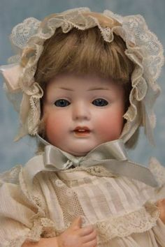 c1910-11-Bahr-Proschild-German-Bisque-Antique-Character-Doll-604-Double-Chin