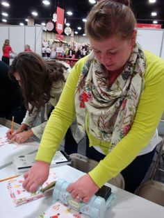 Sizzix Events | Pinner's Conference 2014