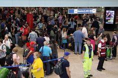 British Airways still faces disruptions after flights resume at London airports - UPI.com