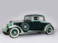 1923 Rolls-Royce 20 Coupe