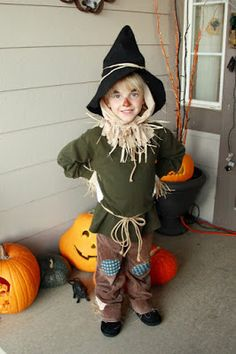 Wizard of Oz Costumes - Scarecrow