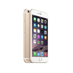 (Refurbished) Apple Iphone 6 Plus 128gb (Gold)  [Grade A]