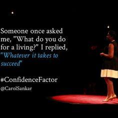 You must know how to respond to your critics ... www.carolsankar.com