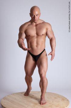 Sebastian - bodybuilder II. by HumanAnatomy4Artist
