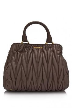 Miu Miu Matelasse' Shopping Bag  HK$13,186