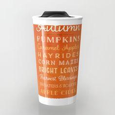 Autumn fun Travel Mug