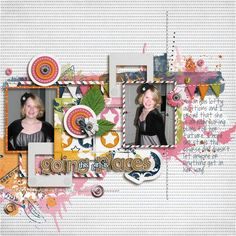 Captivated Visions - Outta Here digital scrapbook kit found at scraporchard.com