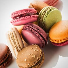 Delicatessen, gift box and caterer in Paris Fauchon Paris, Catering, Raspberry, Cookies, Chocolate, Eat, Desserts, Europe, Vanilla
