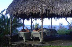 Luana Spa - very inexpensive massages and spa treatments next door to Travassa