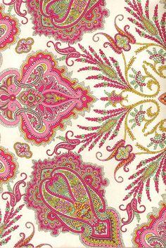 #Farbbberatung #Stilberatung #Farbenreich mit www.farben-reich.com paisley pattern