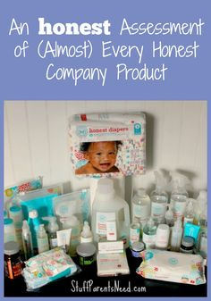 This blogger is working her way through the entire Honest Company catalog, sharing her thoughts on what rocks and what doesn't, and strategies for building your cart to save the most money. Great resource!!!
