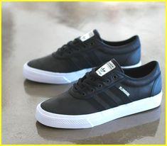 online retailer f2028 55b0d adidas Skateboarding Adi-Ease Eldridge-Black-Running White, love these  kicks. Alex Onwonga · shoes