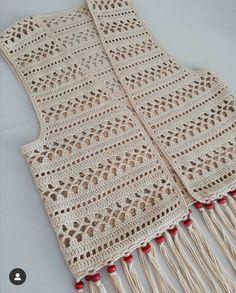 Alıntı Crochet Coat, Crochet Cardigan Pattern, Crochet Jacket, Crochet Blouse, Filet Crochet, Crochet Stitches, Crochet Motif, Crochet Skirts, Crochet Clothes