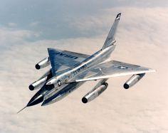 B 58 hustler air force bomber