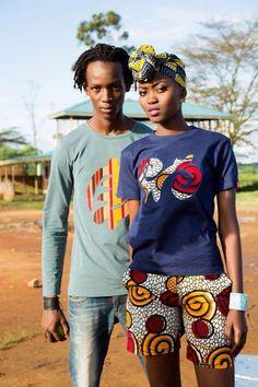 Sylvia Owori, Uganda Love the shorts. African Fashion Designers, African Inspired Fashion, African Print Fashion, Africa Fashion, African Fashion Dresses, Fashion Prints, African Prints, African Attire, African Wear