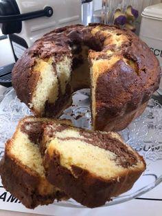 Sponge Cake, Mediterranean Recipes, Dessert Recipes, Desserts, Greek Recipes, Bagel, Banana Bread, French Toast, Recipies