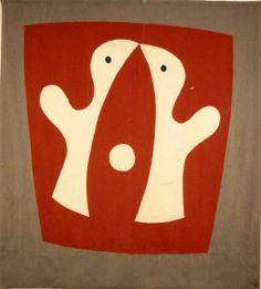Jean ARP - Peintre Alsacien - can do poetic actions