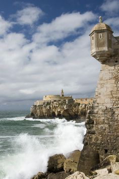 Fortress of Peniche – Peniche, Leiria-Portugal!  #journey