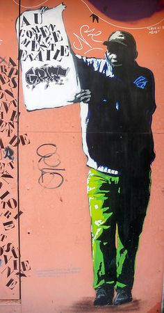 Street Art And Graffiti In Brussels Ref-1018 [The Streets Of Ireland]