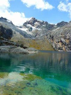 Lake Churup - Huaraz, Peru