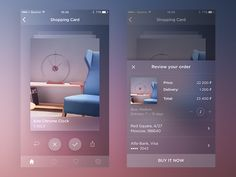 User interface by @anwaltzzz