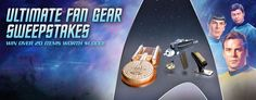 Enter now for your chance to win over$1,000 in Star Trek gear!One lucky winner will receive a mega prize pack which includes a phaser, communicator, drone, and much, much more! See details for the full list of prizes. Good luck!