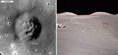 December 16, 2011  LRO - Shorty Crater December, Moon, Earth, Celestial, Amazing, The Moon