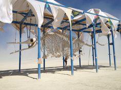 50 of the coolest Burning Man art installations ever [pics] | Matador Network
