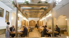Congratulations to alumni Graham Charbonneau and David Bickmore designers of the Pirie St modern Italian restaurant Osteria Oggi which has taken out the prestigious World Interiors News Award for Restaurant Interiors. University Of South Australia, Restaurant Interiors, Design Awards, Graham, Congratulations, Designers, David, News, World