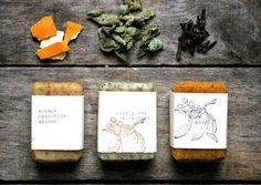 handmade organic soaps | Daily Dream Decor
