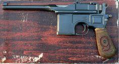 Mauser C.96 9mm Parabellum