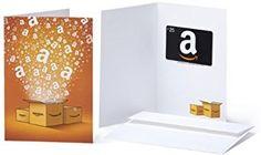 Amazon.com: Amazon.com $25 Gift Card in a Greeting Card (Amazon Surprise Box Design): Industrial & Scientific