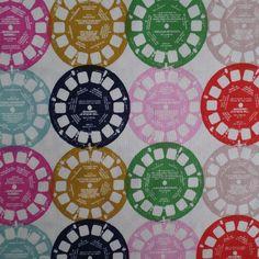 Mooie stoffen van MooiMam:  Cotton & Steele - Viewmaster
