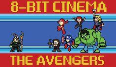 O 8 Bit Cinema é uma proposta do canal CineFix do YouTube de recontar os clássicos do cinema em uma versão de 8 bits ao bom e velho estilo dos games! http://ilustracaodeideias.com.br/animacao/8-bit-cinema/ #Games #8bits #8BitsCinema #CineFix #MarkosMugen #IlustracaodeIdeias #Animacao #Animation #BladeRunner #Titanic #TheShining #FightClub #TheWalkingDead #HungerGames #TheAvengers #YouTube