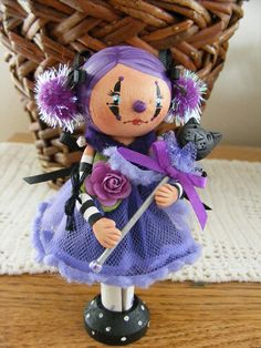 Clothespin Peg Dolls | clothespin doll | Tumblr