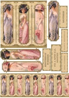 Art Deco Ladies Photo:  This Photo was uploaded by spyrocatgirl. Find other Art Deco Ladies pictures and photos or upload your own with Photobucket free ...
