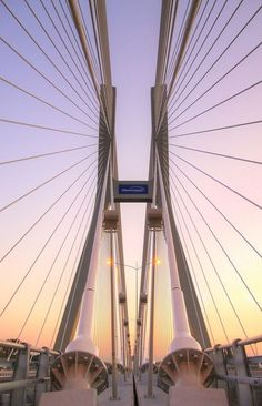 Redzinski Bridge - Wroclaw, Poland