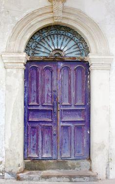 Monterrey, Nuevo León, Mexico door