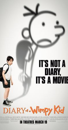 Directed by Thor Freudenthal.  With Zachary Gordon, Robert Capron, Rachael Harris, Steve Zahn. The adventures of a teenager who is fresh out and in Middle School, where he has to learn the consequences and responsibility to survive the year.