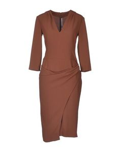 I found this great LAVINIATURRA Knee-length dress on yoox.com. Click on the image above to get a coupon code for Free Standard Shipping on your next order. #yoox