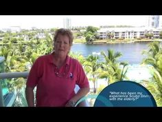 Scuba Diving or Snorkeling with Mature Adults over 70 years old